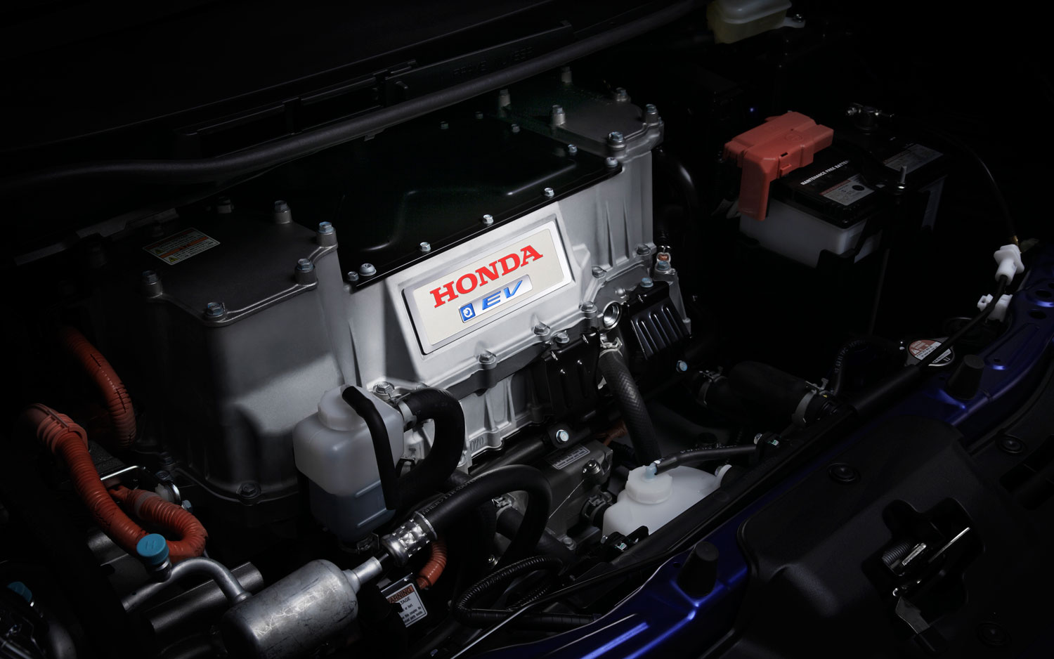 Honda Fit EV engine #2