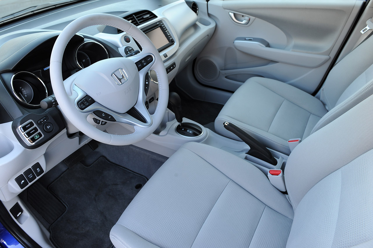 Honda Fit EV interior #3
