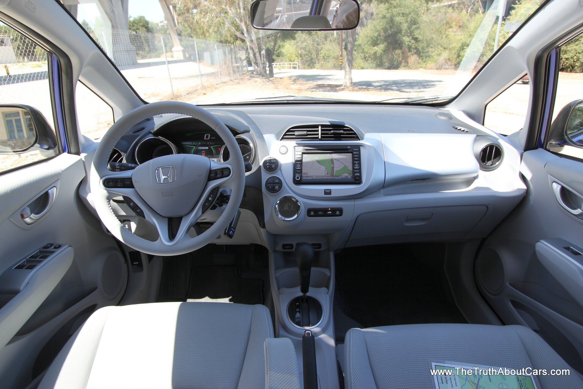 Honda Fit EV interior #1