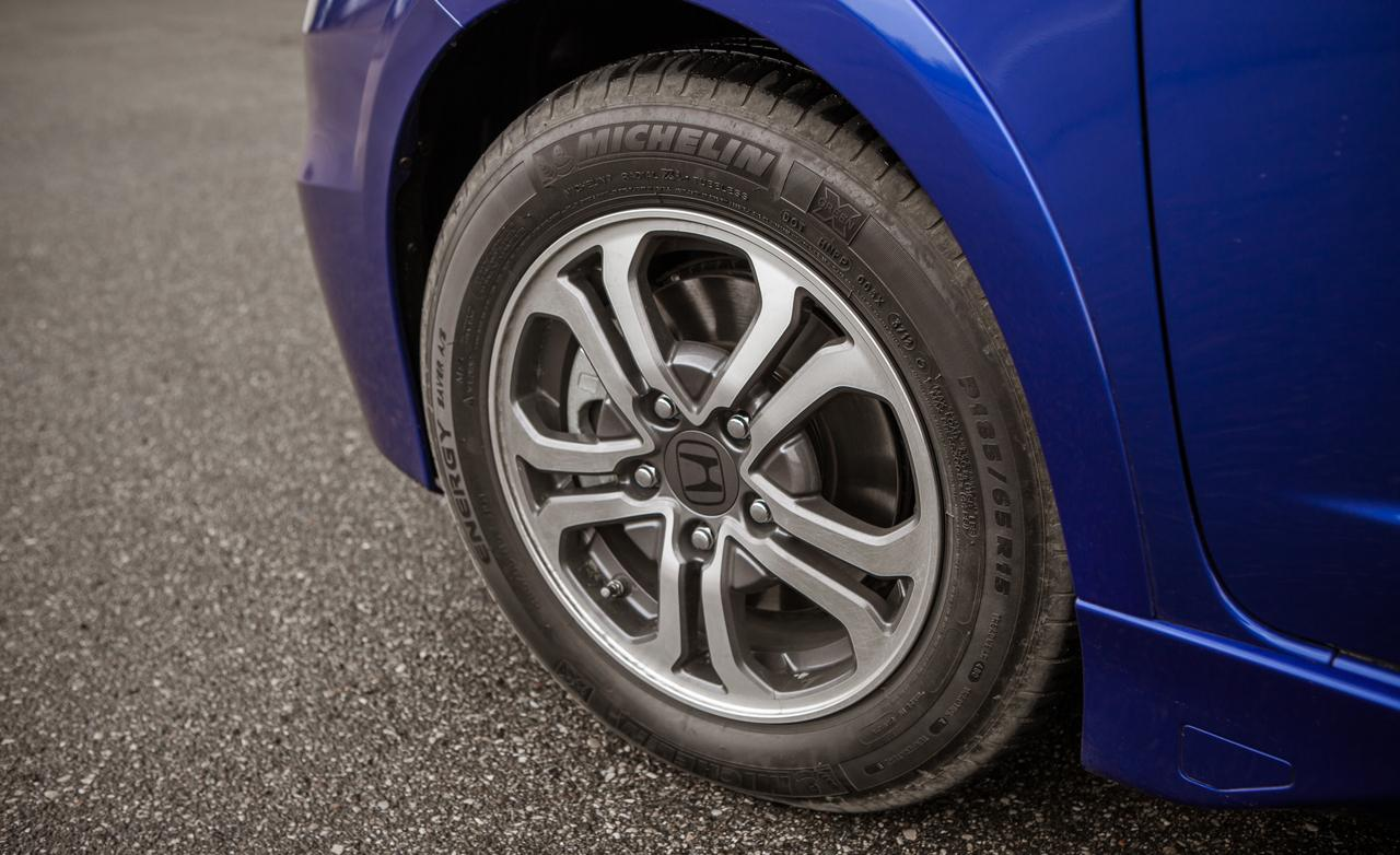 Honda Fit EV wheels #2
