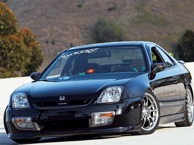 Honda Prelude wheels #2