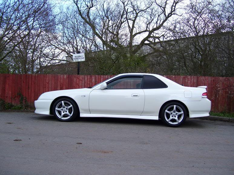 Honda Prelude wheels #4
