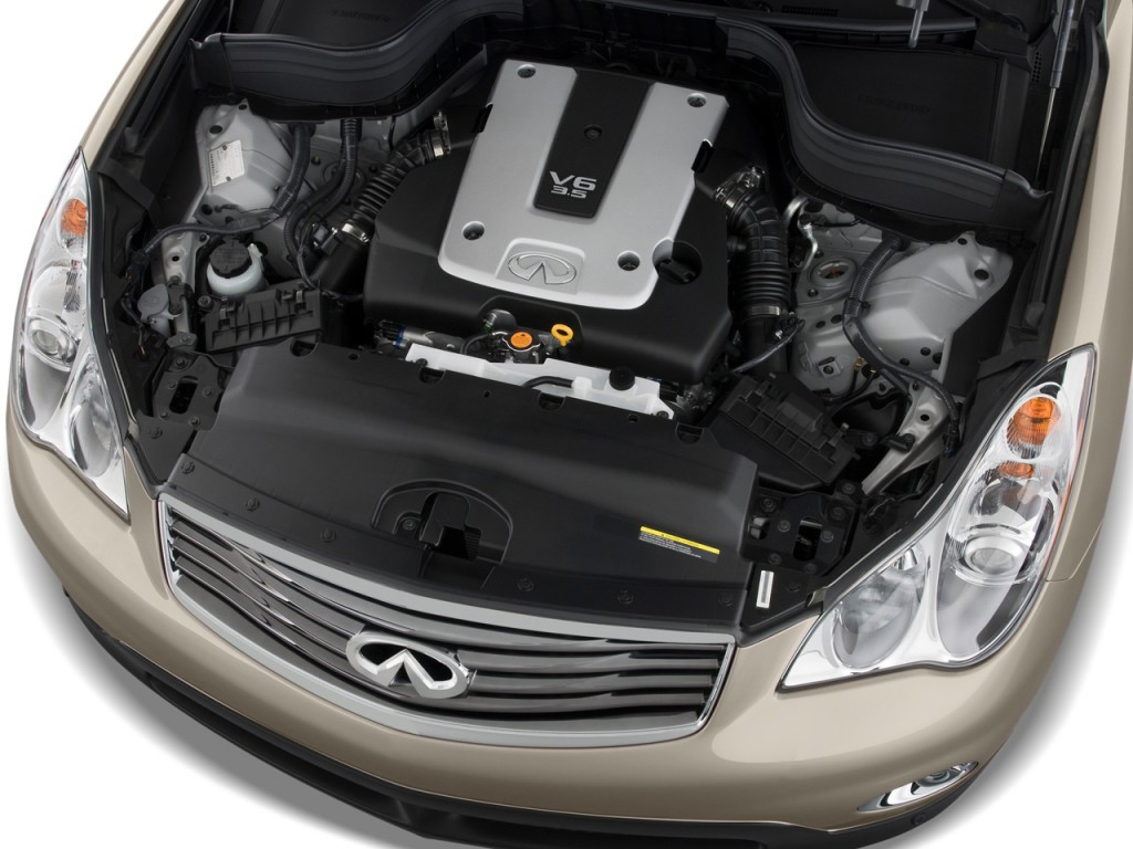 Infiniti EX engine #2