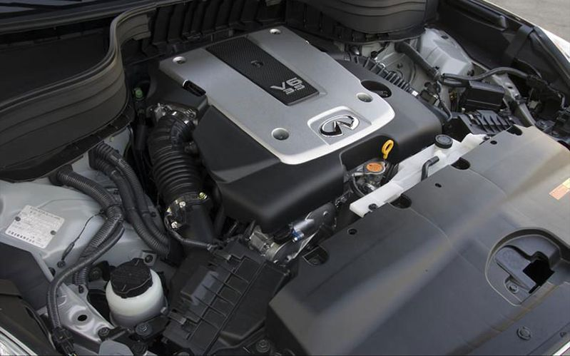 Infiniti EX engine #3