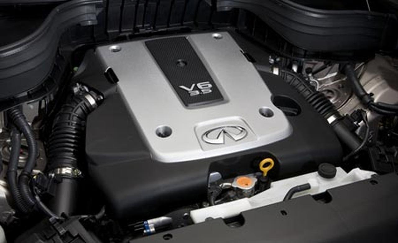 Infiniti EX engine #4