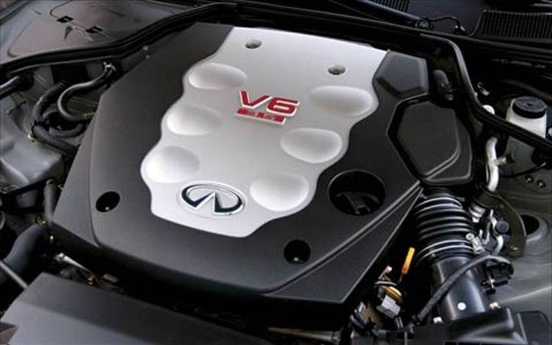Infiniti G Coupe engine #4