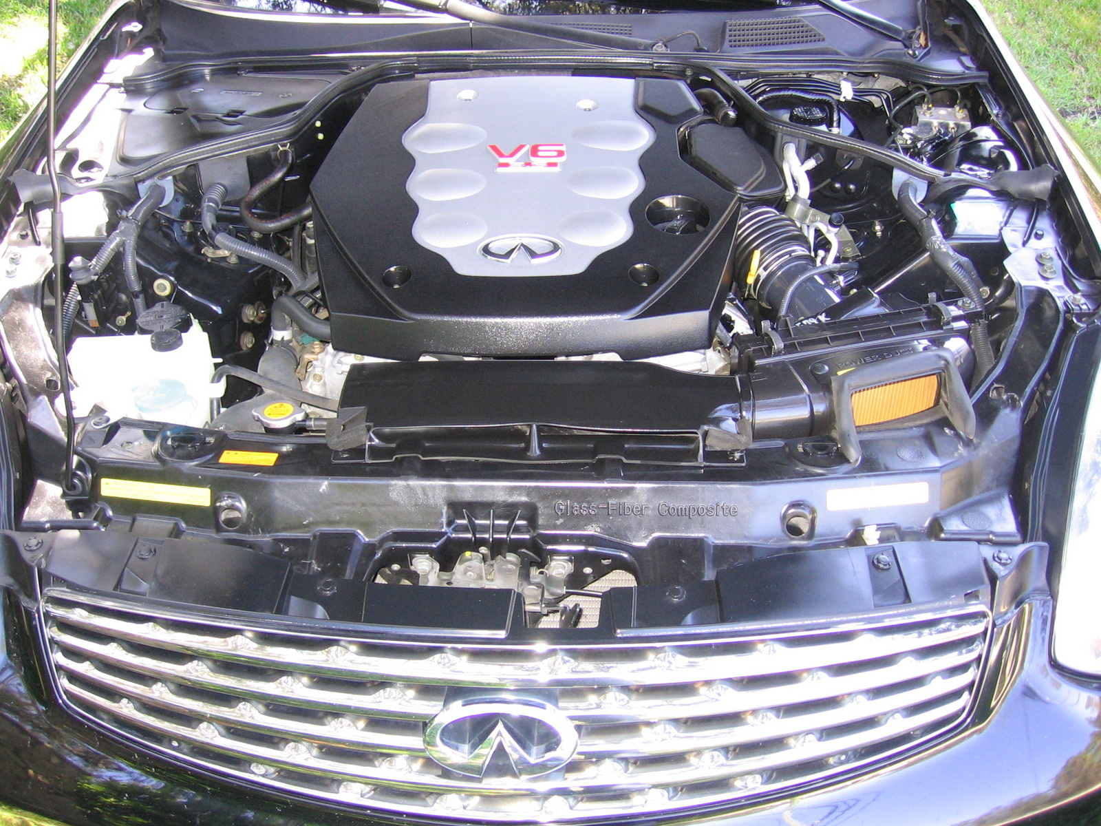 Infiniti G Coupe engine #1