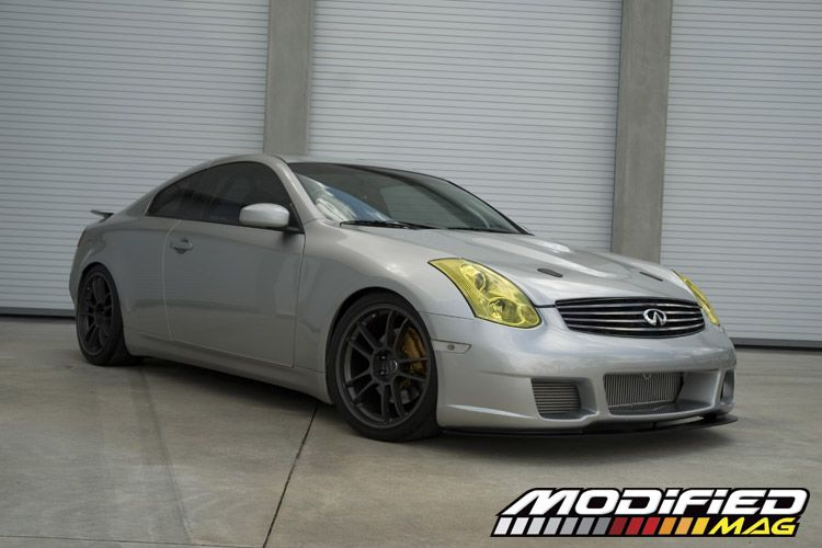 Infiniti G Coupe wheels #1