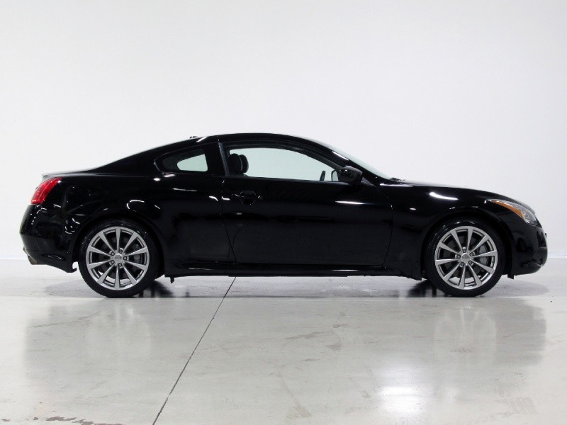 Infiniti G37 Coupe black #1
