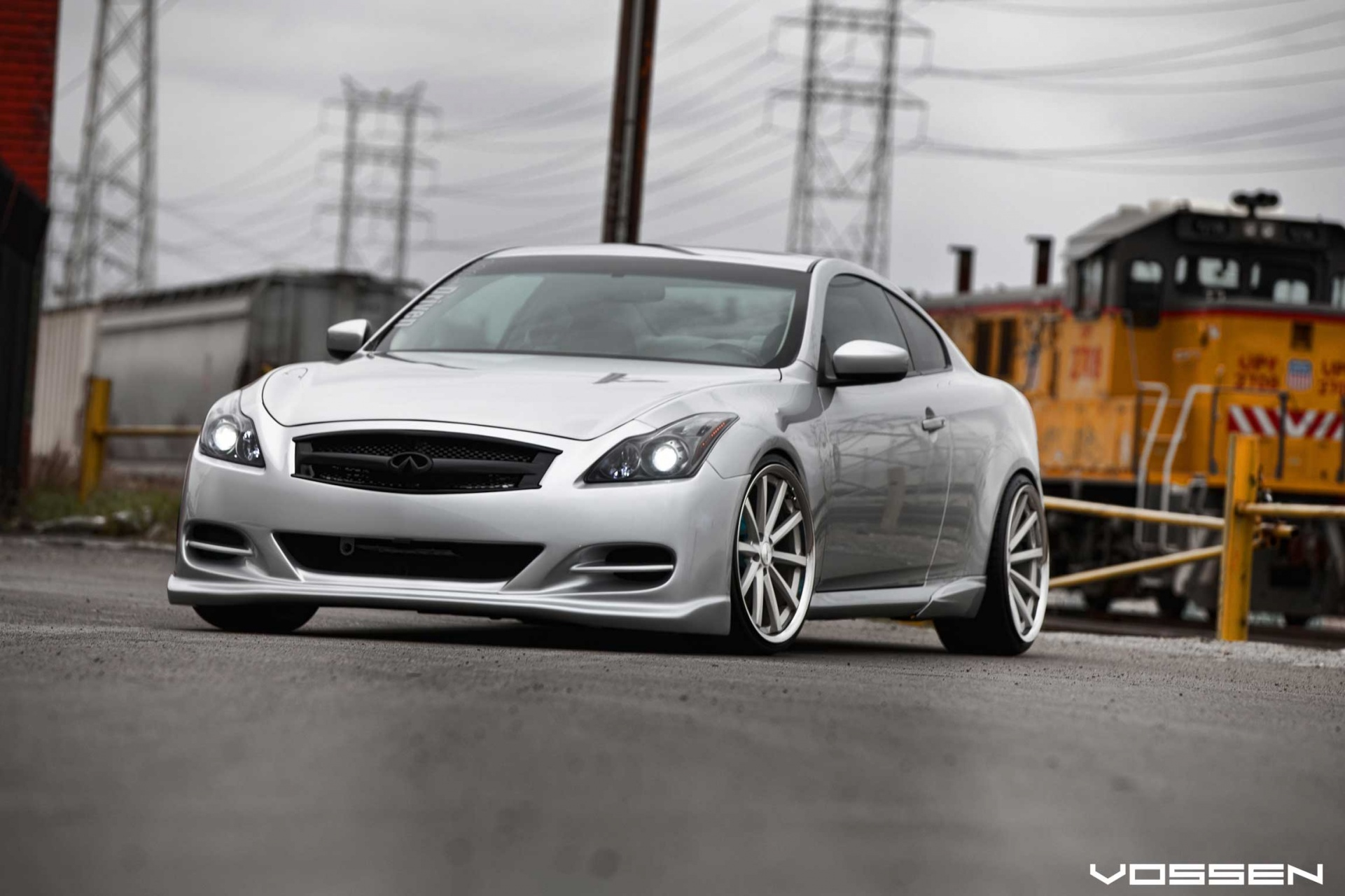 Infiniti G37 Coupe wheels #3