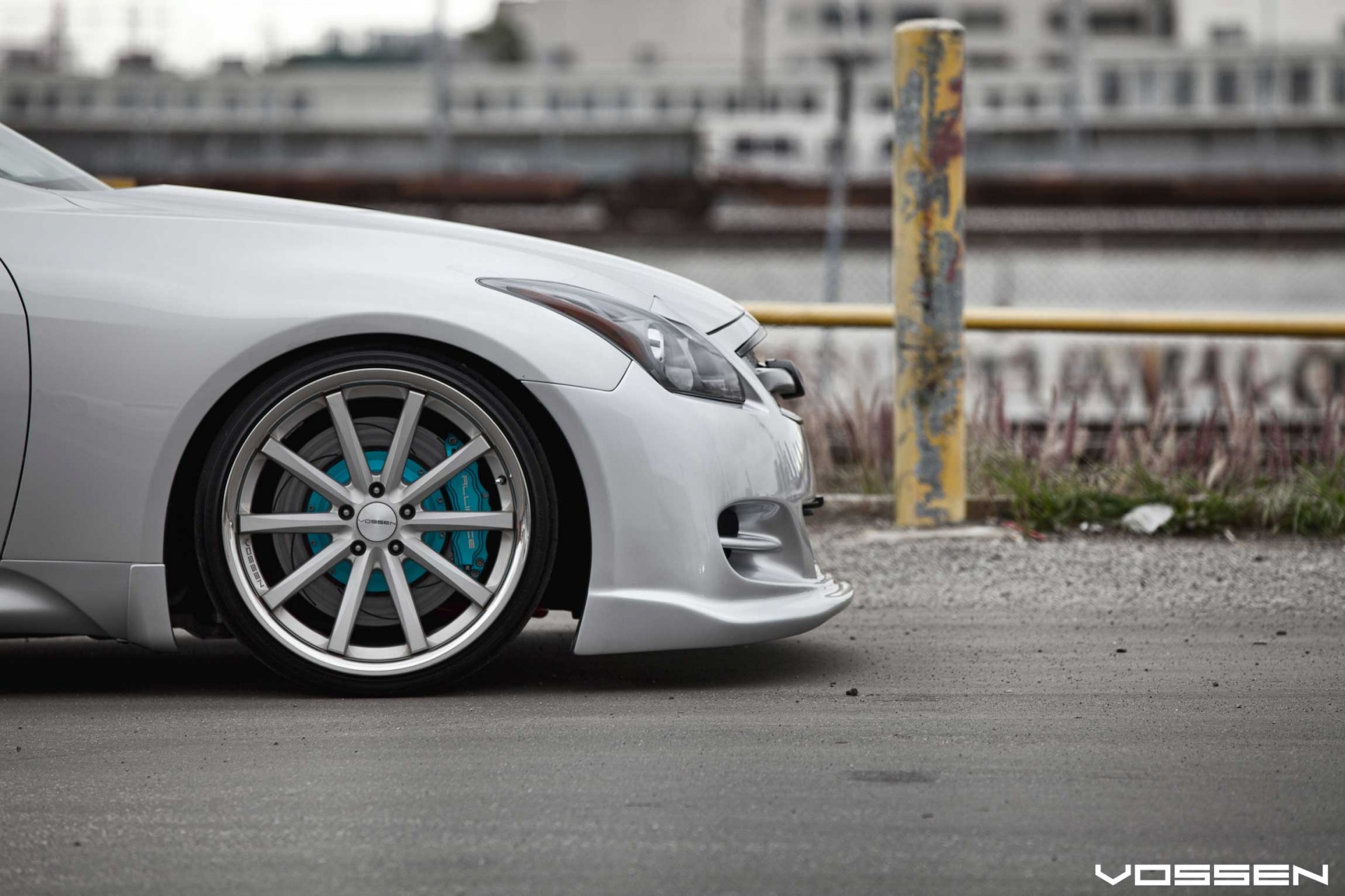 Infiniti G37 Coupe wheels #1