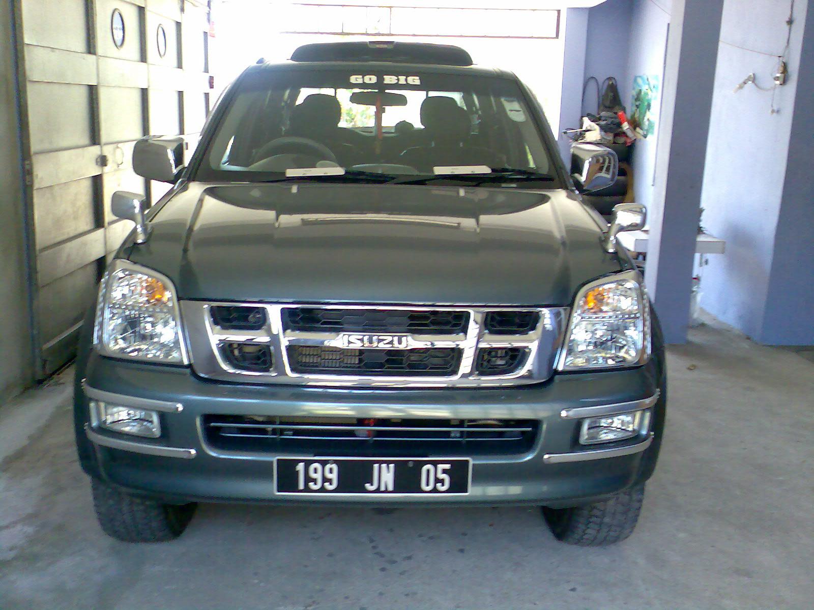 Isuzu i-Series #3