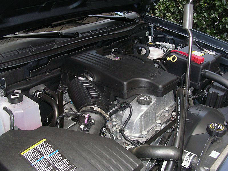 Isuzu i-Series engine #2