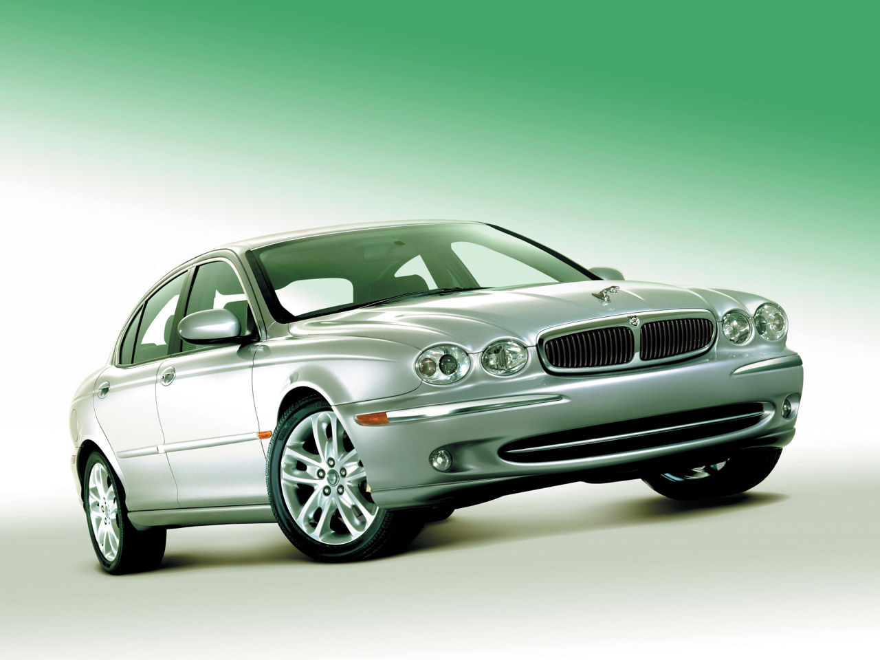 Jaguar X-Type #5