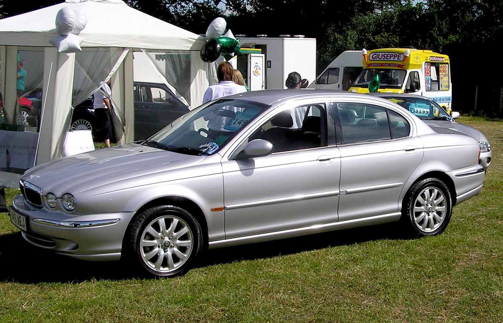 Jaguar X-Type #6