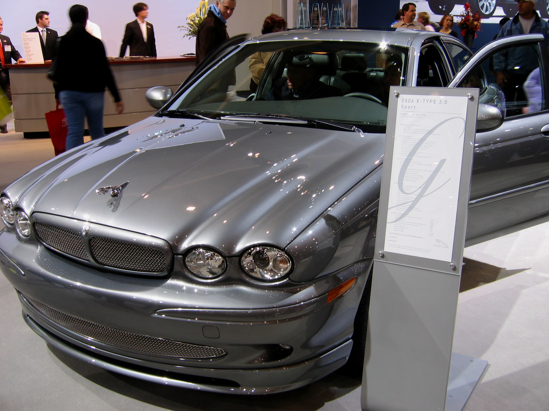 Jaguar X-Type #8