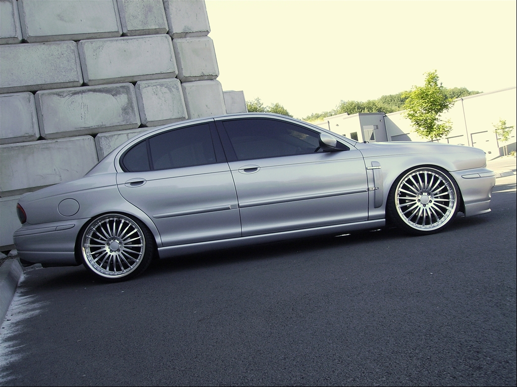 Jaguar X-Type wheels #2
