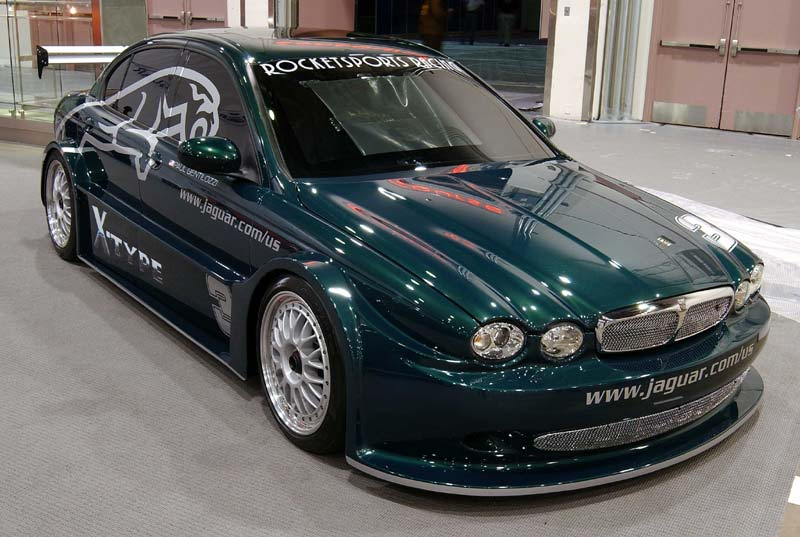 Jaguar X-Type wheels #3