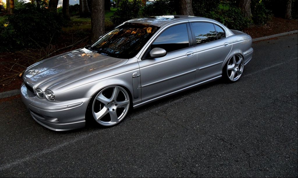 Jaguar X-Type wheels #4