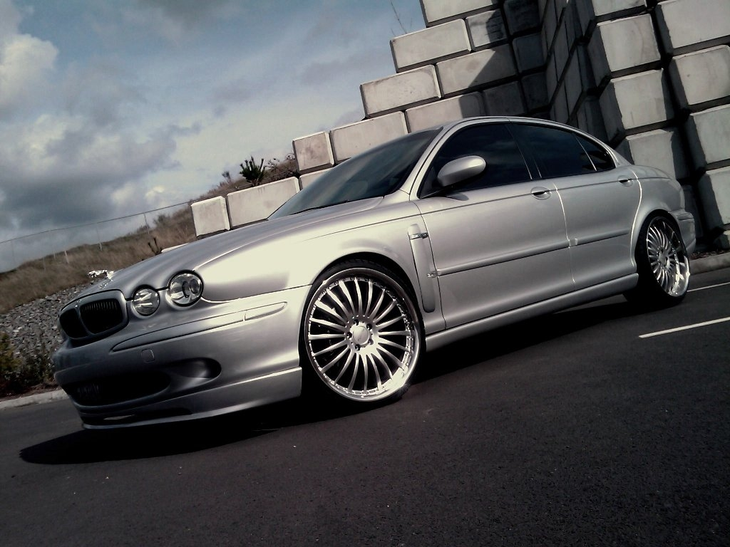 Jaguar X-Type wheels #1