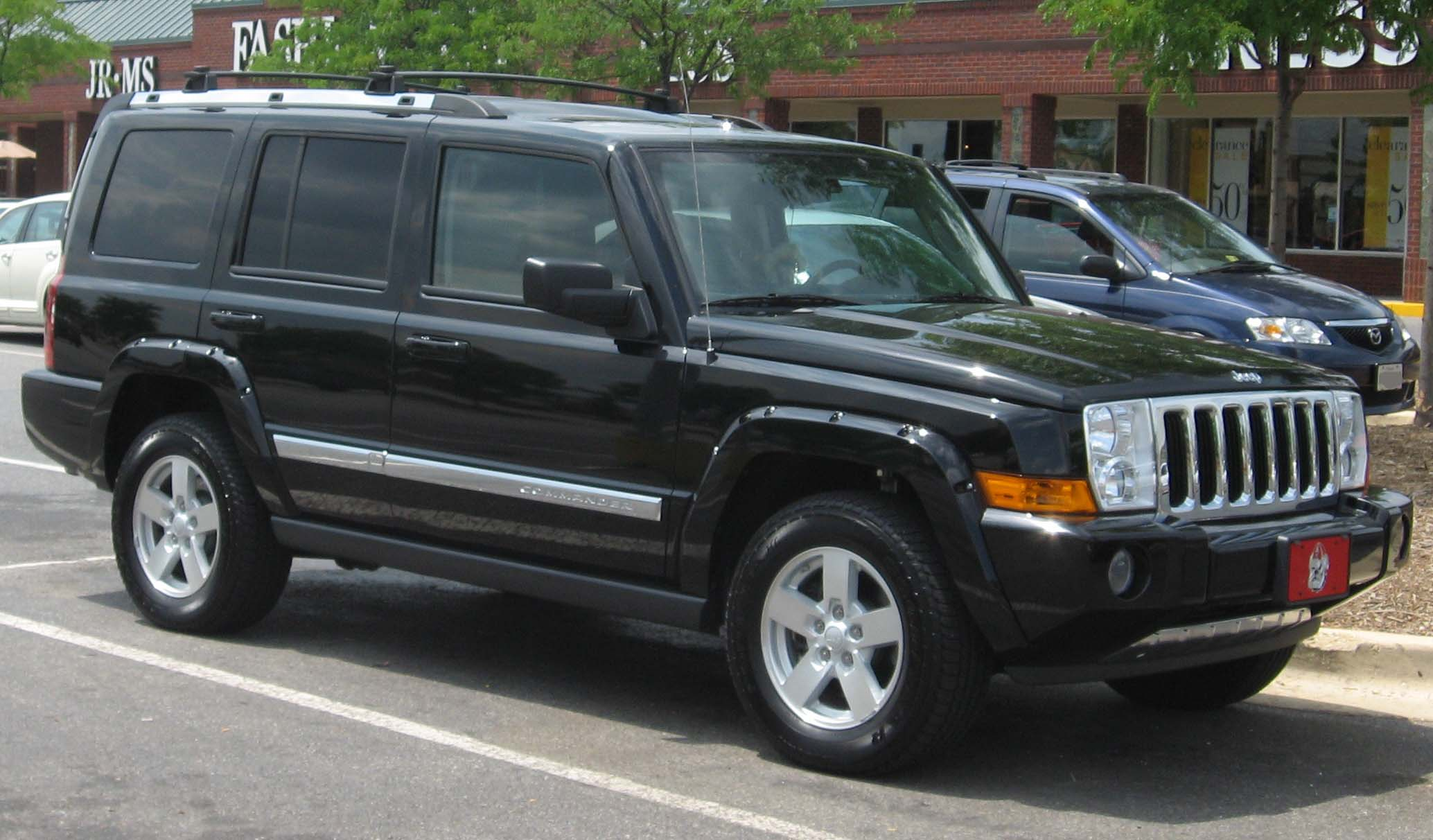 Jeep Commander #2