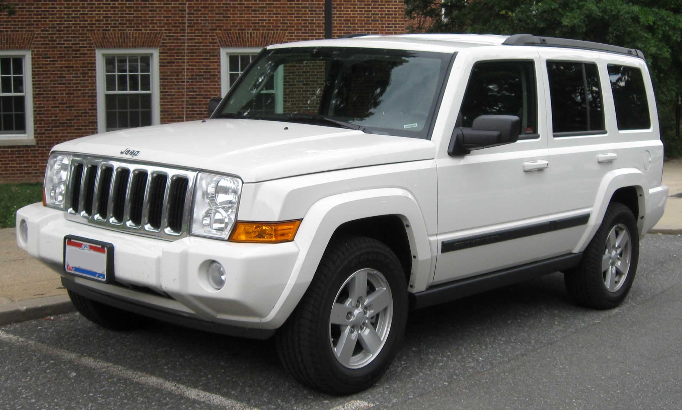 Jeep Commander #5