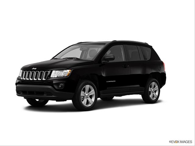 Jeep Compass black #4