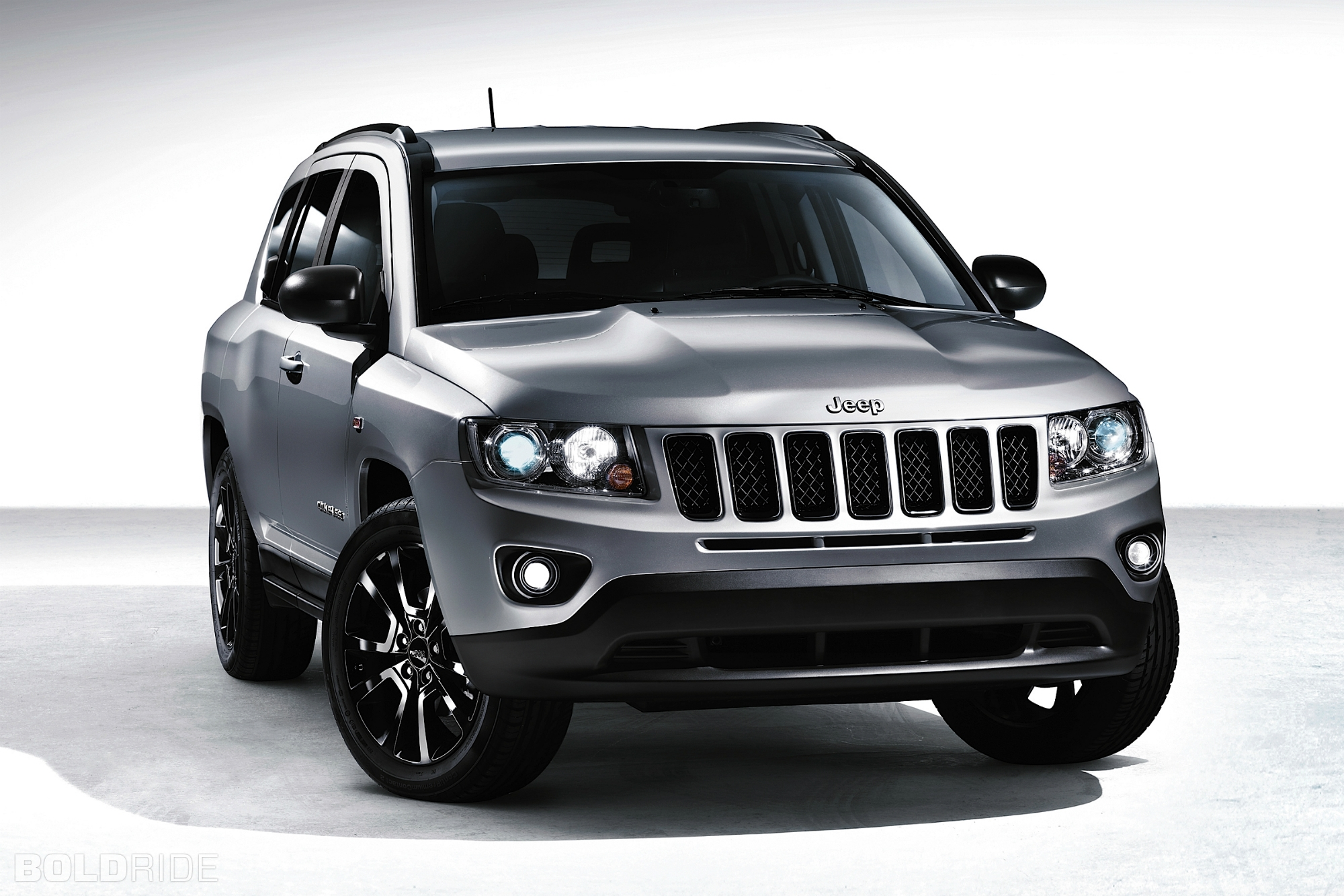 Jeep Compass black #1
