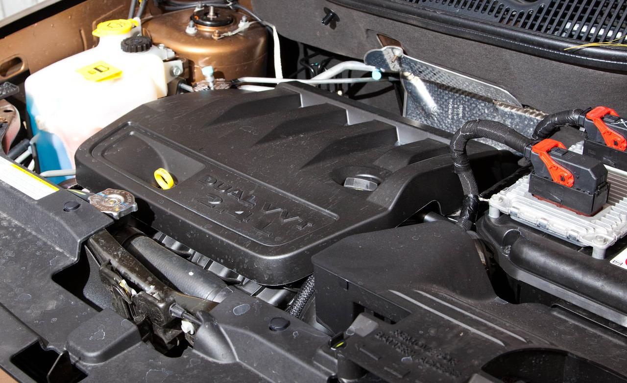 Jeep Compass engine #2