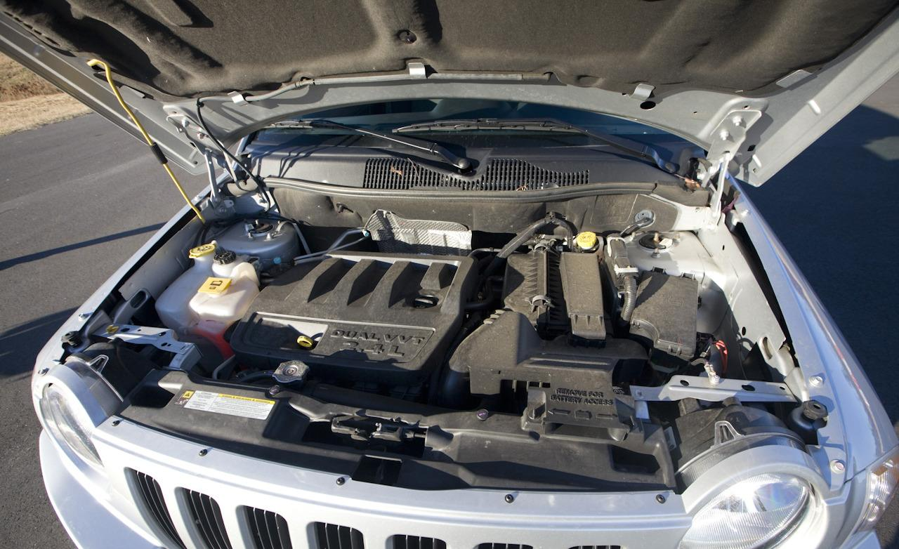 Jeep Compass engine #4