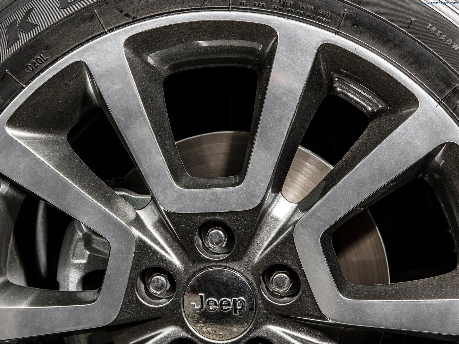 Jeep Compass wheels #2