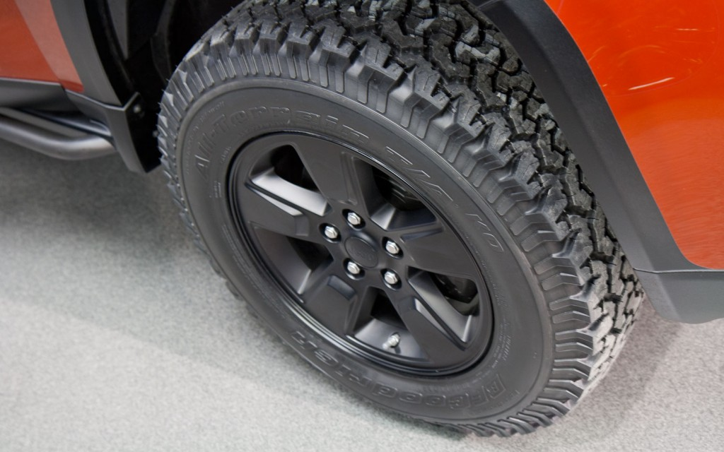 Jeep Compass wheels #1