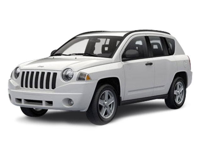 Jeep Compass white #4