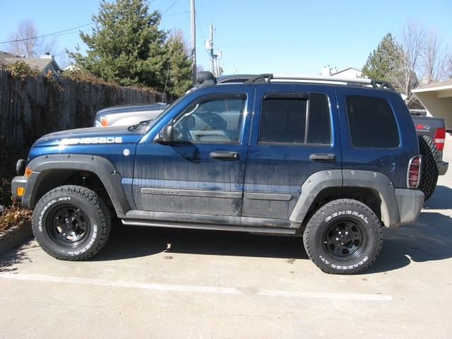 Jeep Liberty wheels #3