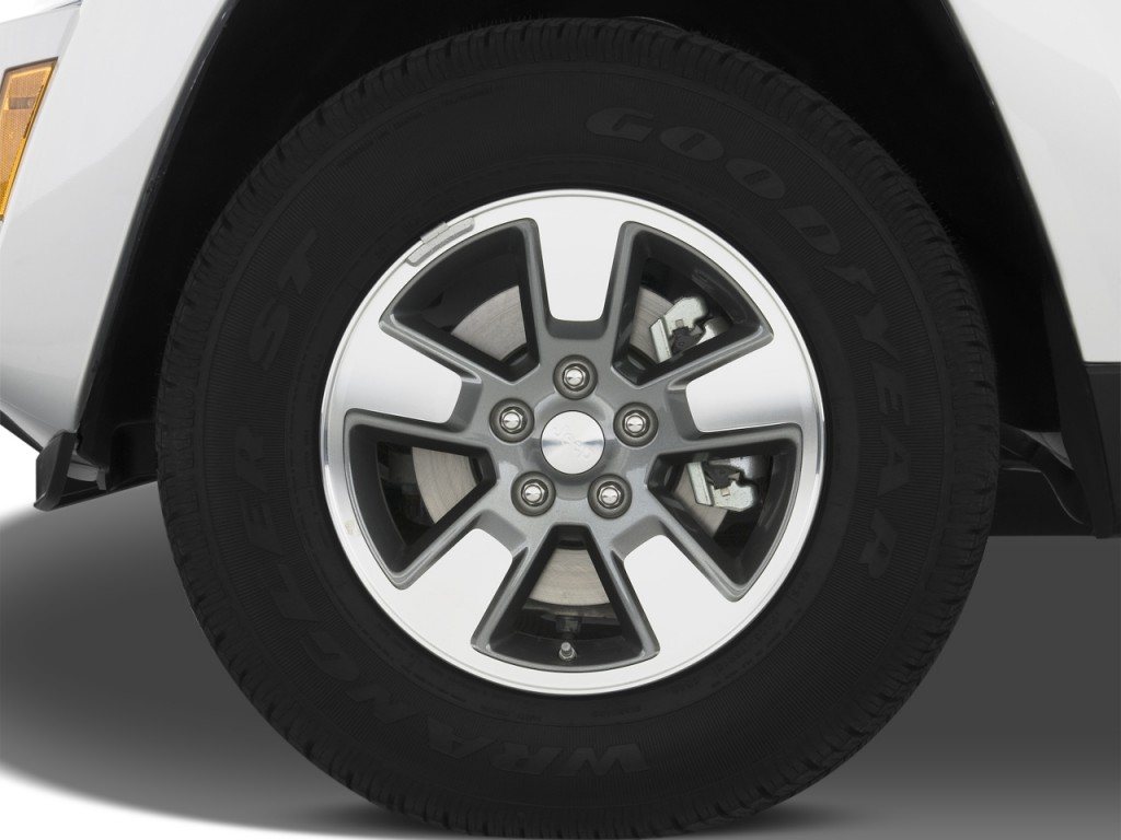 Jeep Liberty wheels #4