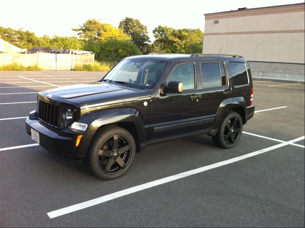 Jeep Liberty wheels #1