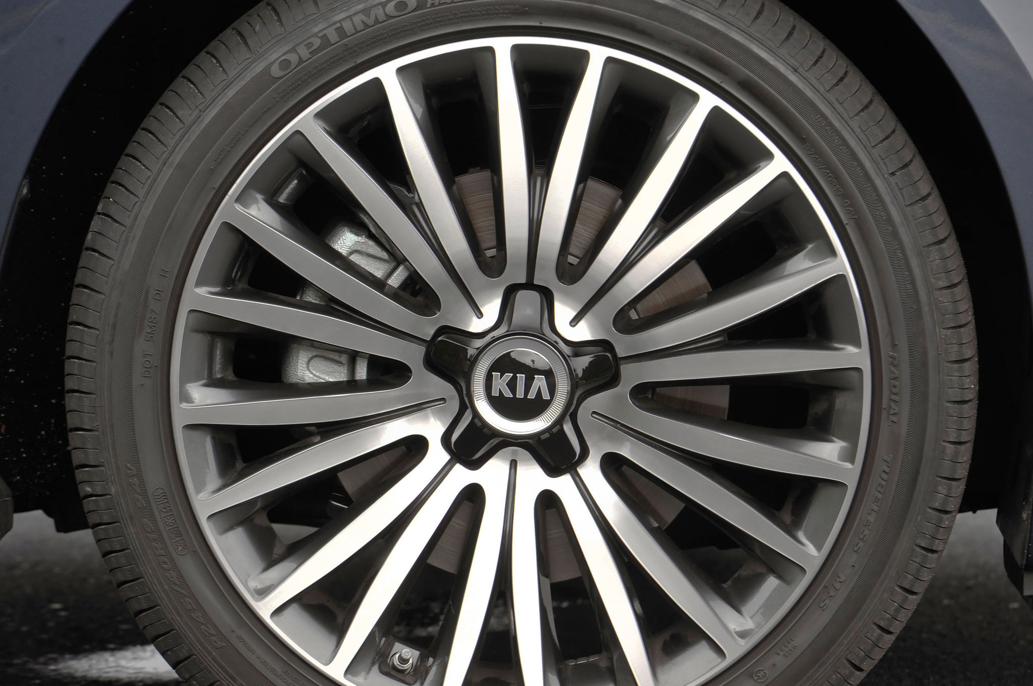 Kia Cadenza wheels #1
