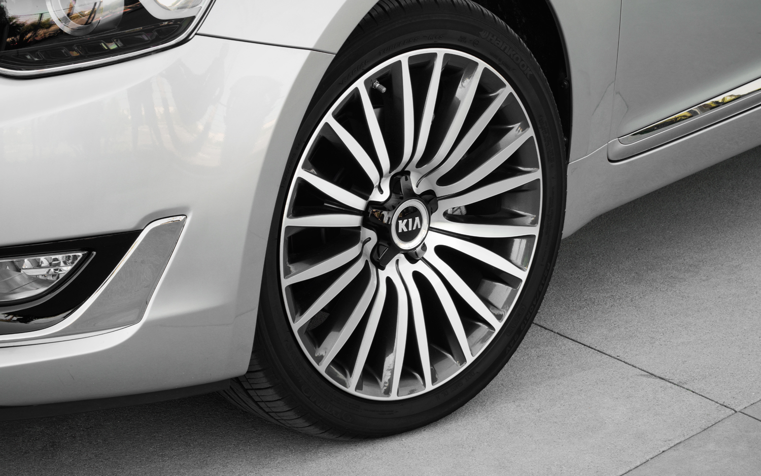 Kia Cadenza wheels #4