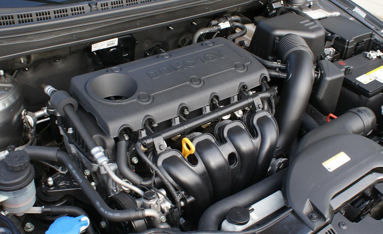 Kia Forte engine #2