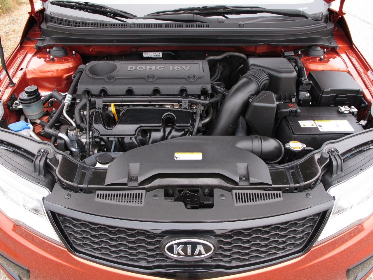 Kia Forte engine #1
