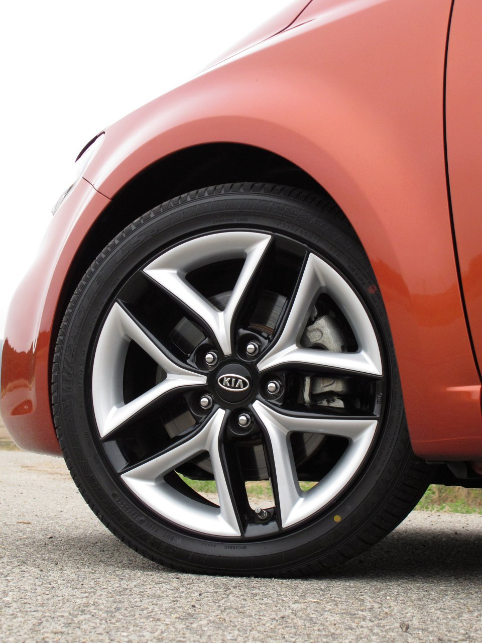 Kia Forte wheels #4