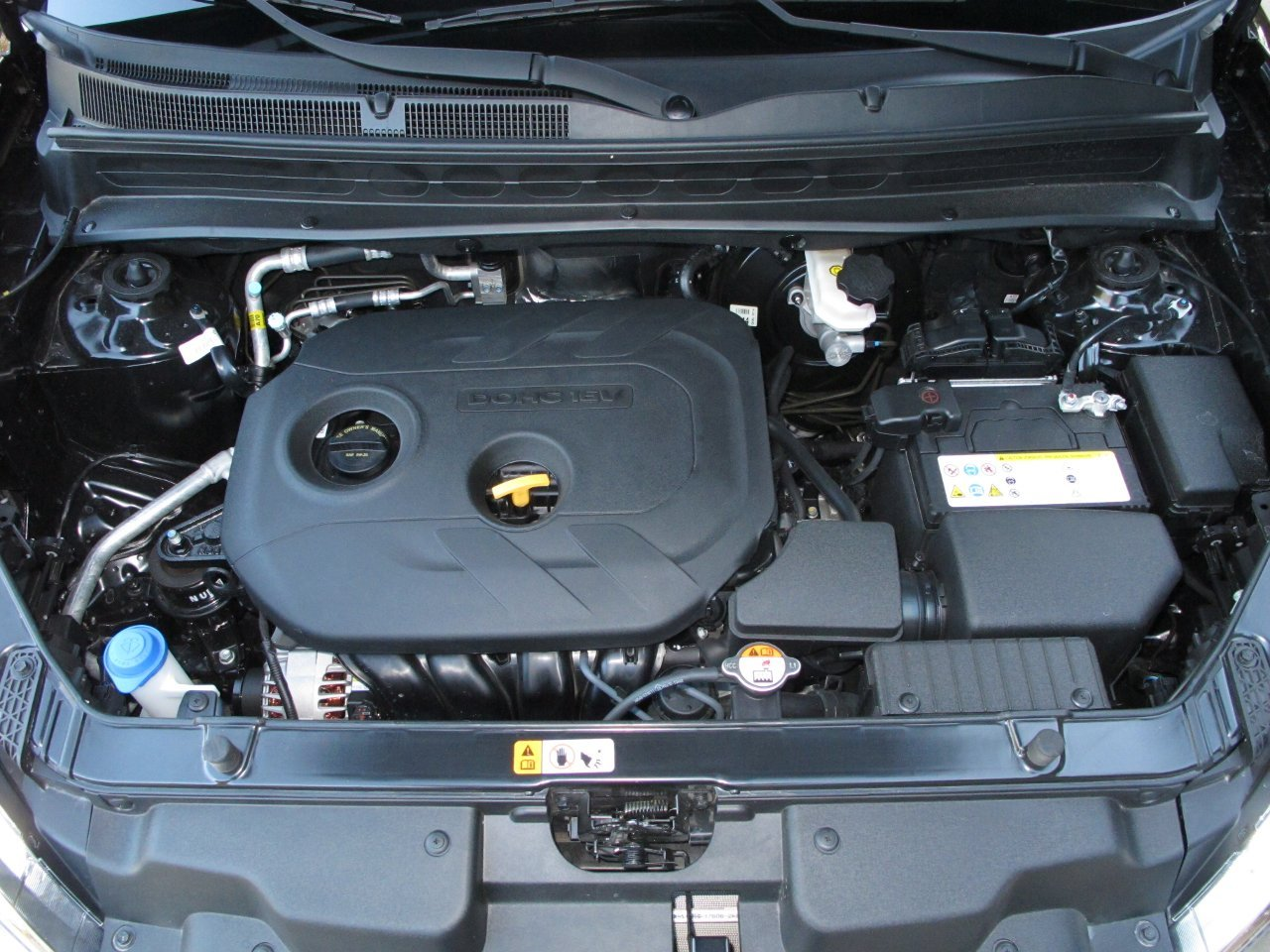 Kia Soul engine #3