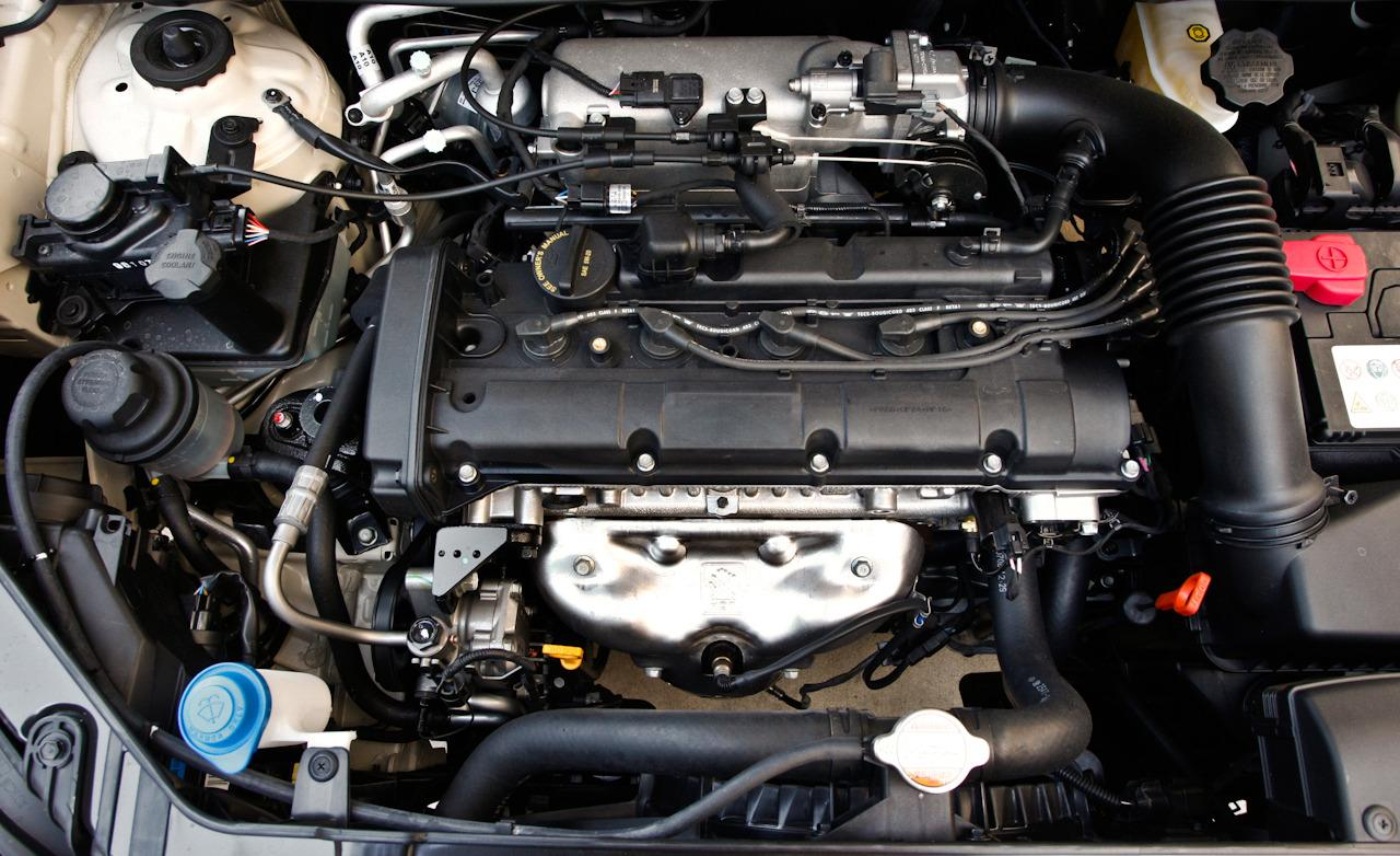 Kia Soul engine #4