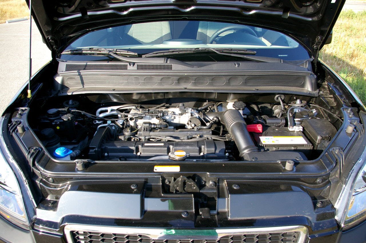 Kia Soul engine #1
