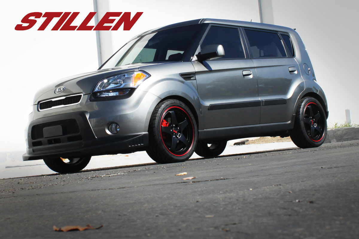 Kia Soul wheels #2