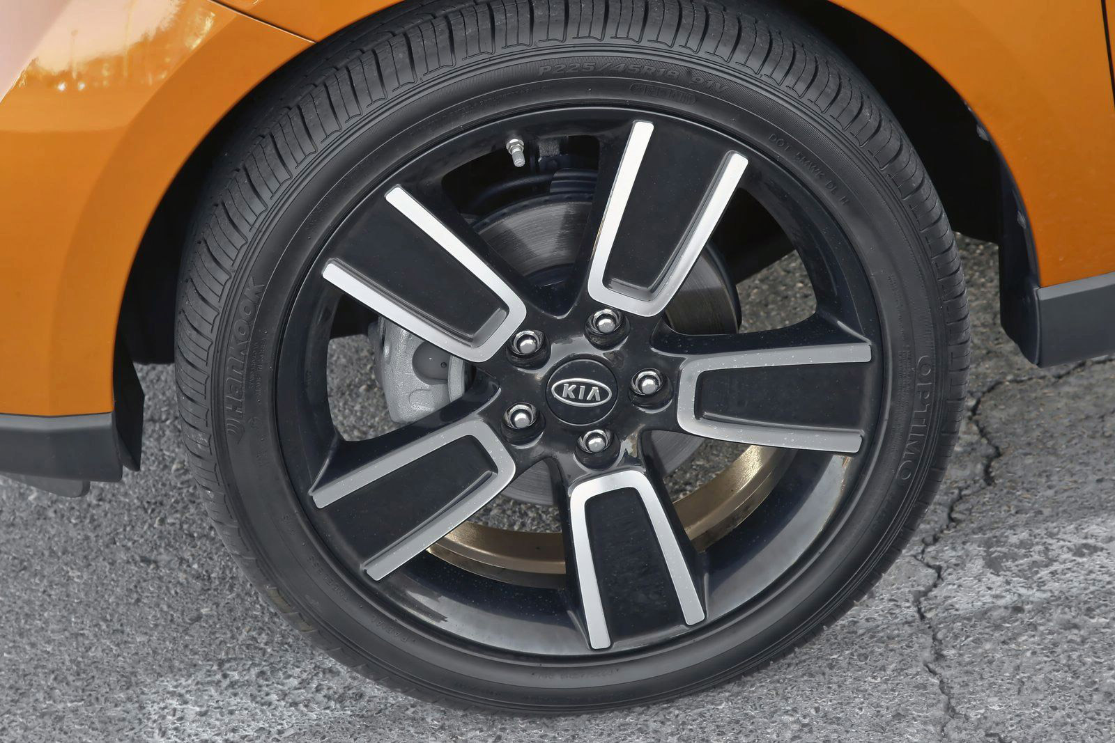 Kia Soul wheels #4
