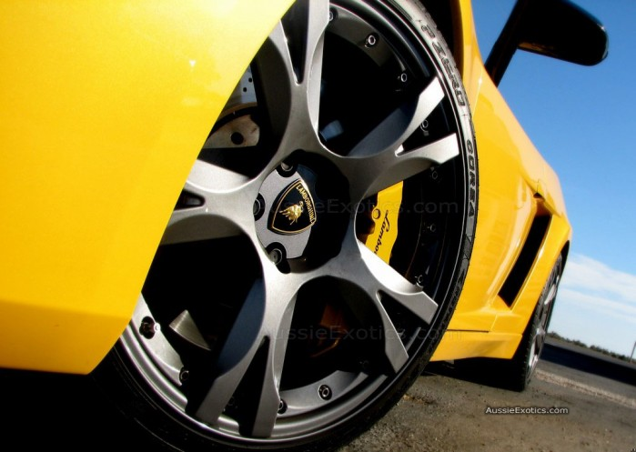 Lamborghini Gallardo wheels #3