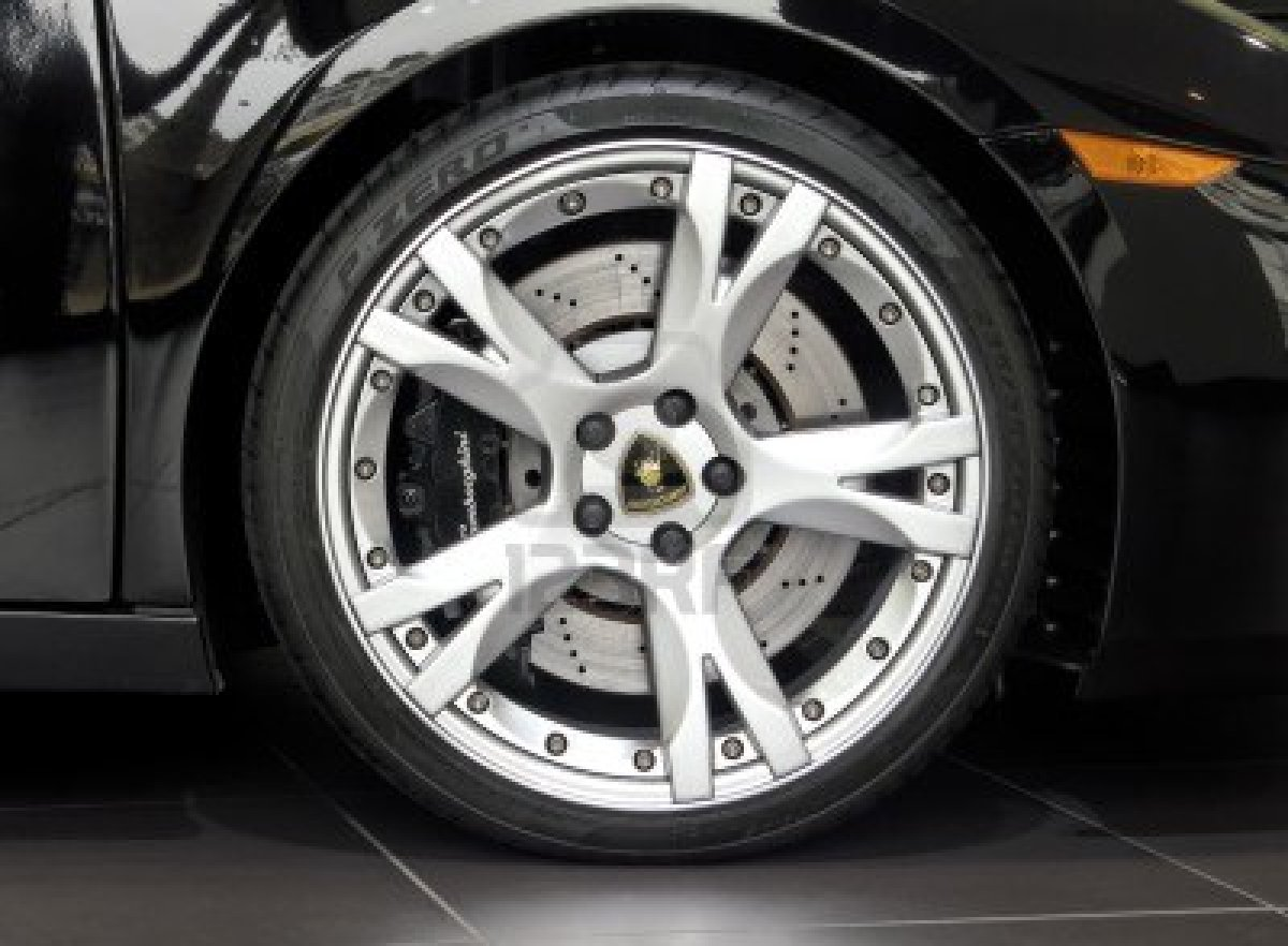 Lamborghini Gallardo wheels #1
