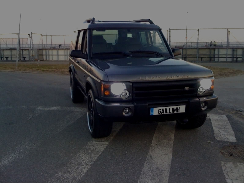 Land Rover Discovery Series II wheels #2