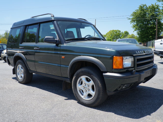 Land Rover Discovery Series II wheels #3